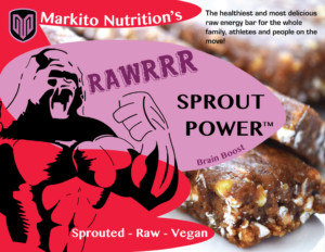 Raw Sprout Power Brain Boost